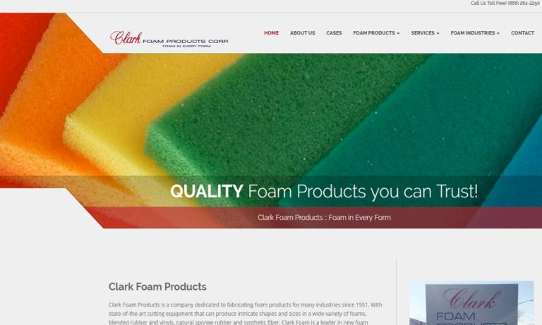 Clark Foam Products Corporation