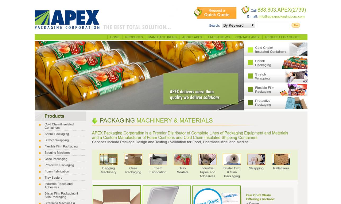 Apex Packaging Corporation