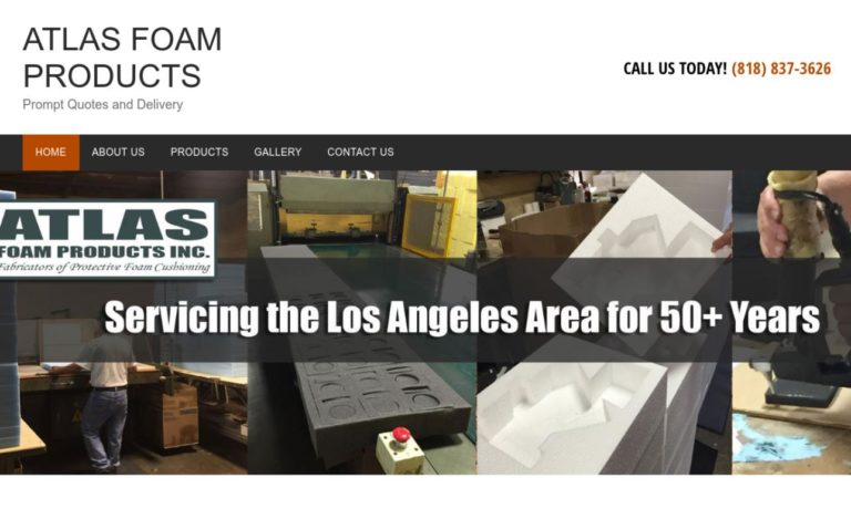 Atlas Foam Products