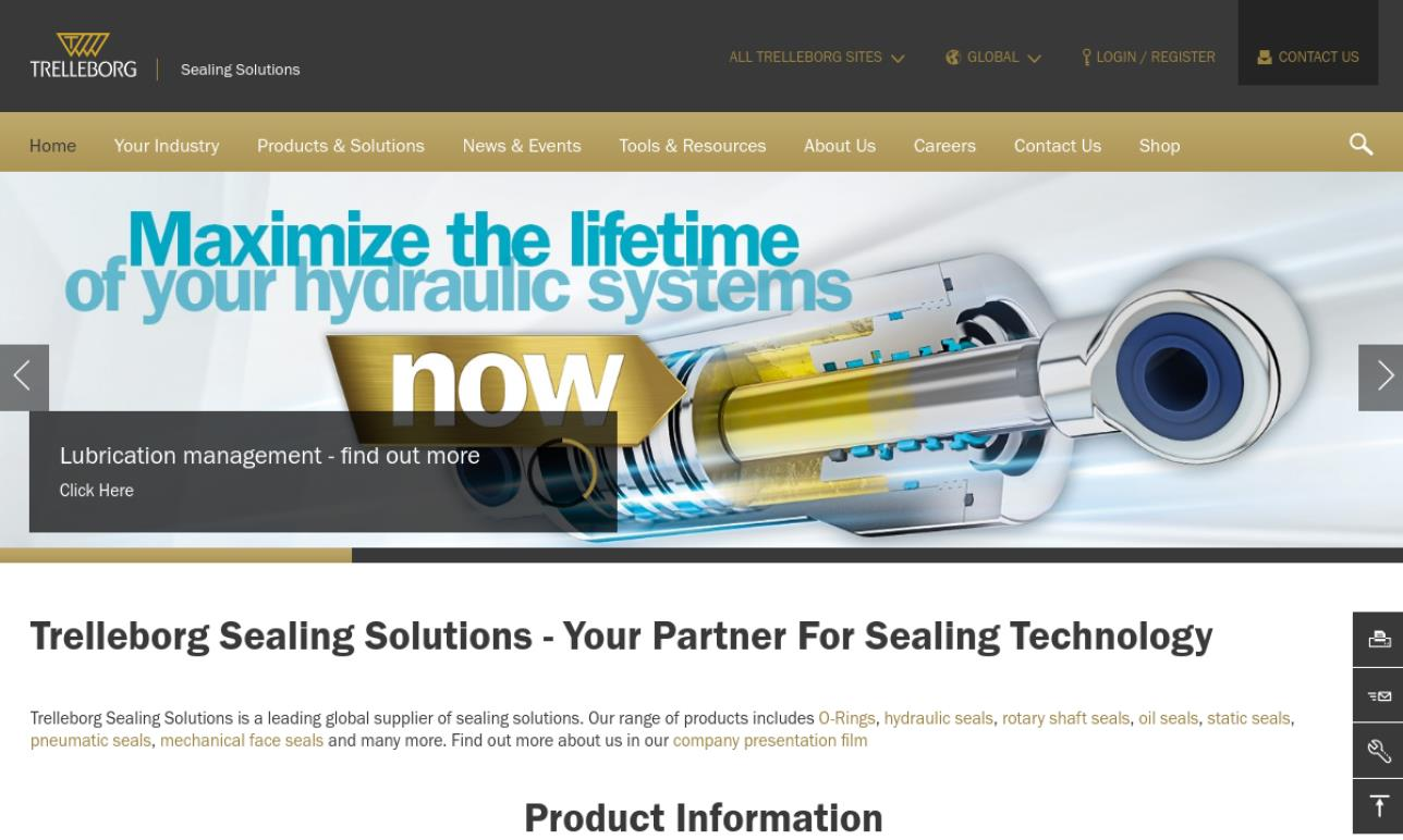 Carolina Seal, Inc.