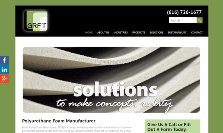Grand Rapids Foam Technologies, Inc.