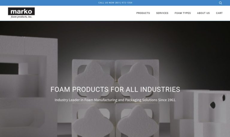 Marko Foam Products, Inc.