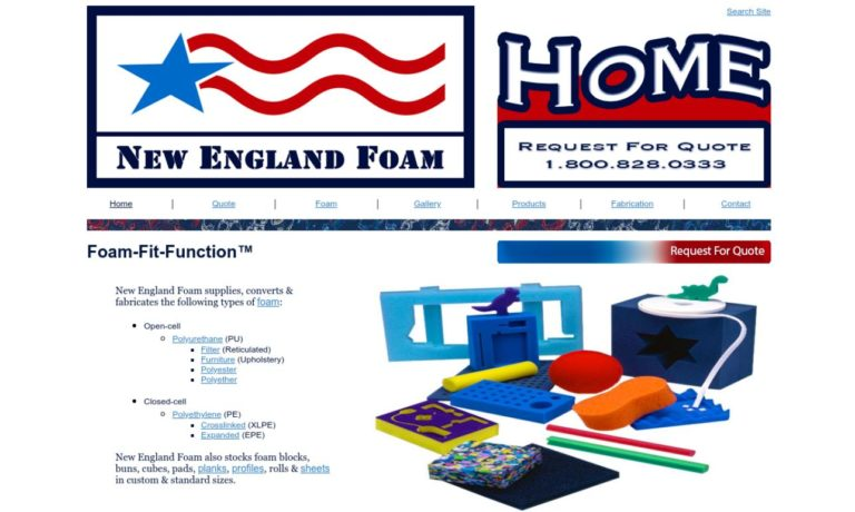New England Foam Products, LLC
