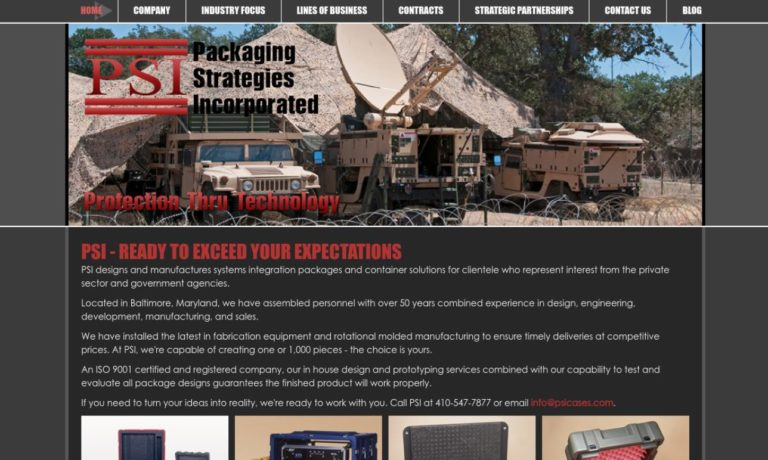 Packaging Strategies, Inc.