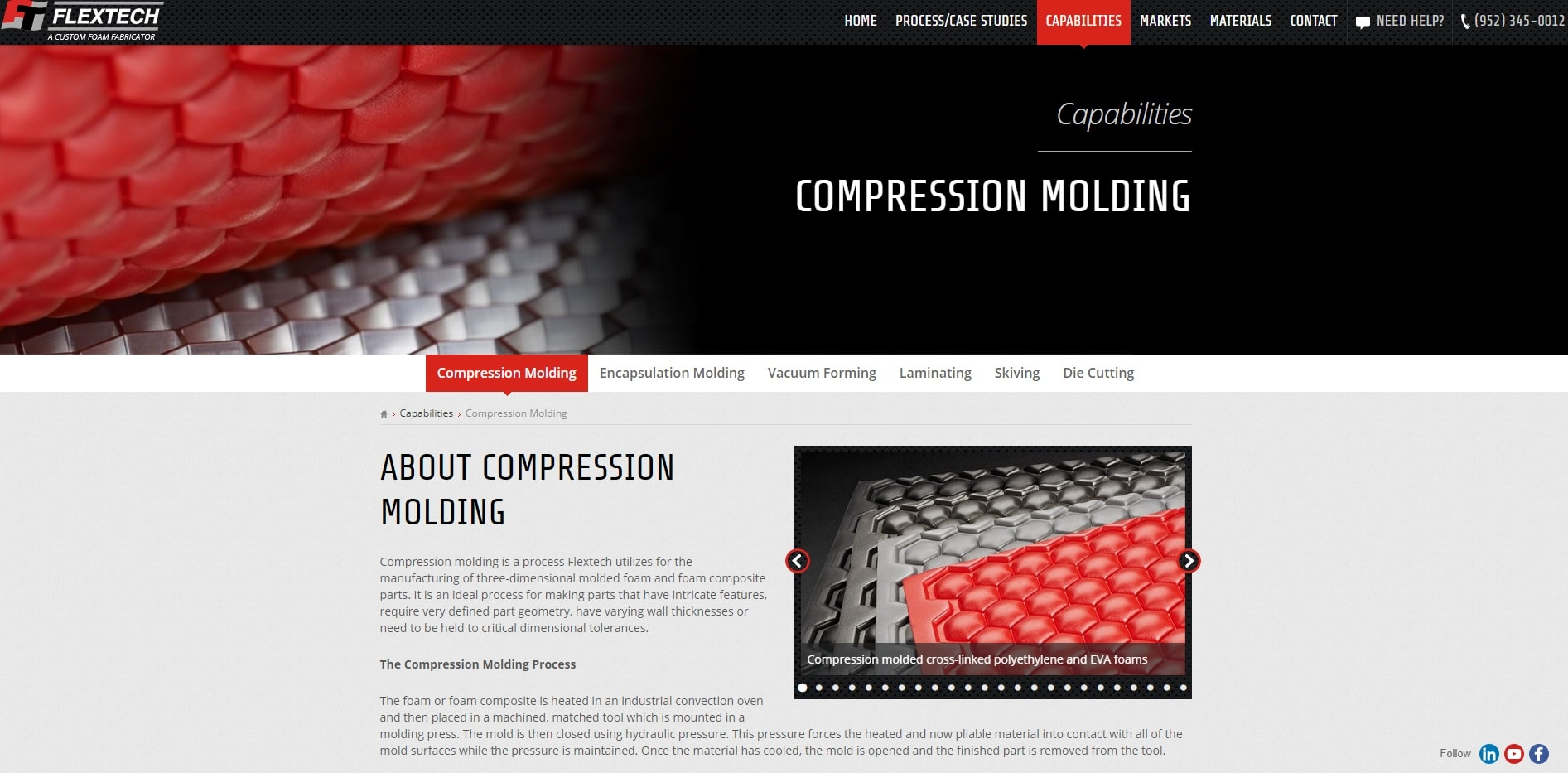 Compression Molding Foam Manufacturers Suppliers