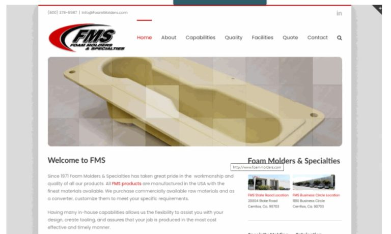 Foam Molders & Specialties, Inc.